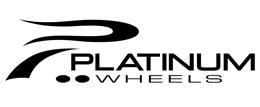 Platinum Wheels Logo