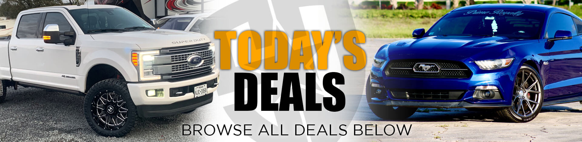 Today's Deals Banner Desktop