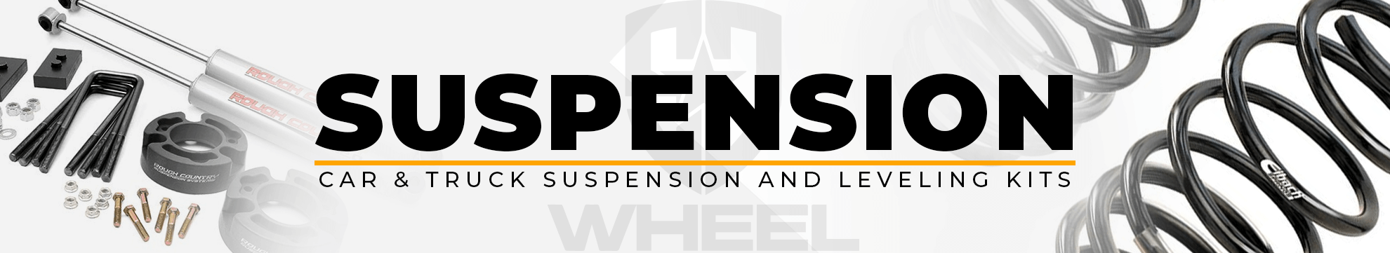 suspension, car & truck suspension and leveling kits